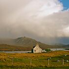 Rainbow, Balallan, Isle of Lewis by 58NorthPhoto