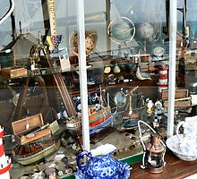 NAUTICAL BRIC-A-BRAC. VENTNOR .ISLE OF WIGHT. by ronsaunders47