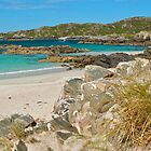 Bosta beach, Bernera, Isle of Lewis by 58NorthPhoto