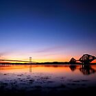 Forth Bridges by Scott Masterton