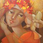 Miss Butterfly by marostega