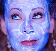 Beauty Mask by Leslie  Hagen