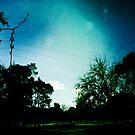 Cerulean by Wayne Grivell