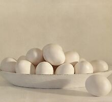 Eggs by Priska Wettstein