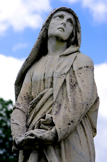 St. Joseph Catholic Cemetery - 5 by James Formo