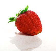 Fresh Organic Strawberry 5D Mark II by RandiScott