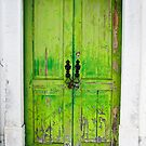 Little Green Door by Chloe Beacon