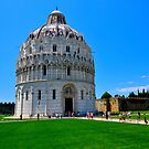 Pisa's Miracles VI by Denis Molodkin