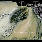 The Flying Trilobite 3 - black version by Glendon Mellow