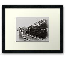 Goathland - North Yorks Moors Railway Framed Print
