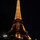 Tour Eiffel by DrunkenLullaby