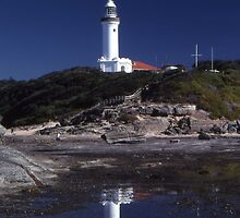 Norah Head Lighthouse, Central Coast, New South Wales, Australia by muz2142