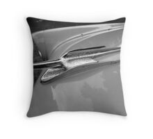 The Customline Cometh Throw Pillow
