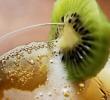 NOTHING LIKE AN KIWI COOLER ON A HOT DAY! by Magaret Meintjes