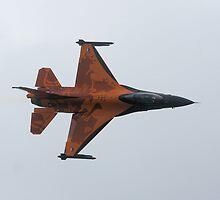 Dutch F16 Fighting Falcon by PhilEAF92