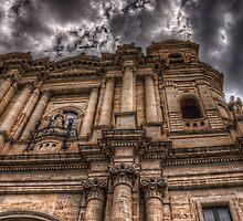 La chiesa di San Francesco - Catania by Andrea Rapisarda