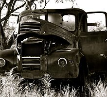Fordson Thames Truck Beechworth by Steve27