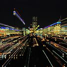City night zoom by andreisky