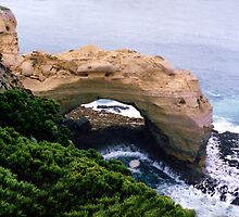 The Natural Arch by Michael John