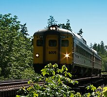 VIA Rail - 6135 by Rick Ruppenthal