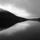 Lake Rosebery  by CezB