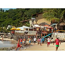 Praia Da Pipa Photographic Print