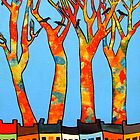 Arrowtown by Anni Morris
