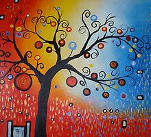 """oil paintings on canvas 24""""x36"""" by amis"""
