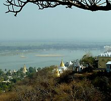 Sagaing, only 50 years of glory  by Brian Bo Mei