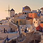 Beautiful days at Santorini by Annbjrg  Nss