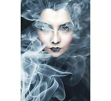 SMOKESCREEN 4 Photographic Print