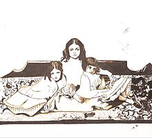 Little Liddell Sisters by amanimal