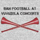 Concerto for Vuvuzela Tee - 2 by stillbeing