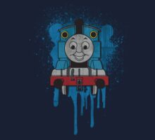 Thomas the Tank Engine Grunge by C-Cat