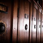 Lockers - Dachau by Boxx