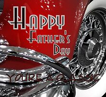Happy Father's Day~ You're A Classic! by Susan Bergstrom