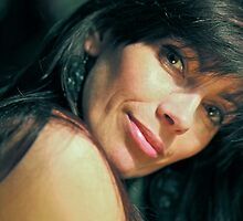 Aisha - portrait . by Brown Sugar . F* Views (554)  favorited by (3)  Thanks !!! by © Andrzej Goszcz,M.D. Ph.D