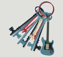 Bunch of Keys by Takila Shop