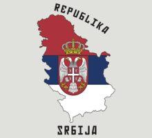 Zammuel's Country Series - Serbia (Republika Srbija V1) by Zammuel