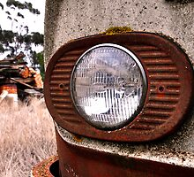 Headlight by Kerry  Youde