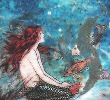 Under The Sea by Geraldine (Gezza) Maddrell