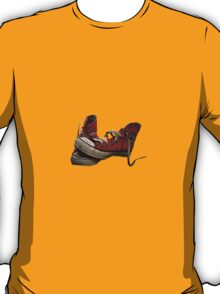 basketball sneakers old school T-Shirt