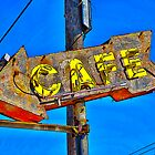 Montgomery Street Cafe by Robert Howington