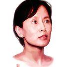 Free Aung San Suu Kyi by 73553