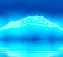Antarctica Glacier by Ganesh Barad