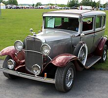 1931 Chevrolet Sedan by HALIFAXPHOTO