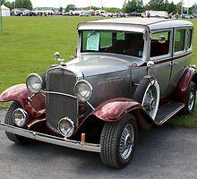 1931 Chevrolet Sedan by HALIFAXPHOTO
