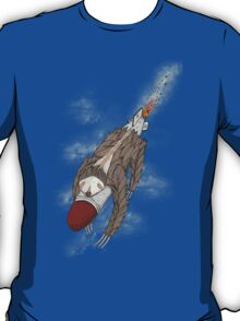 Rocket sloth T-Shirt