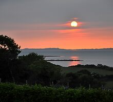 Kerry Sunset 2 by Pat Herlihy