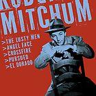 Robert Mitcum by Konstantinos Arvanitopoulos